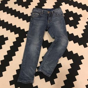 Crewcuts Boys 5 Skinny Jeans, Perfect Conditon